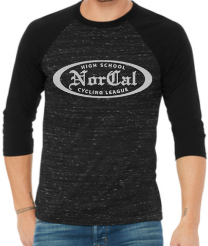 NorCal 3/4 Sleeve T-Shirt