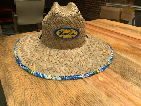 NorCal League Straw Hat