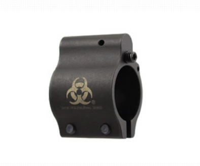 BLACK RAIN - LOW PRO GAS BLOCK .750 ADJ