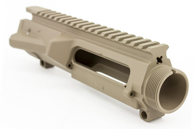 AERO - M5 .308 Stripped Upper Receiver - FDE Cerakote