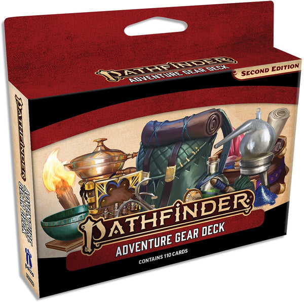 Pathfinder Adventure Gear Deck (P2)