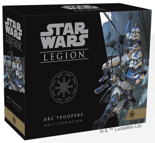 Star Wars: Legion - ARC Troopers Unit Expansion - PRE ORDER