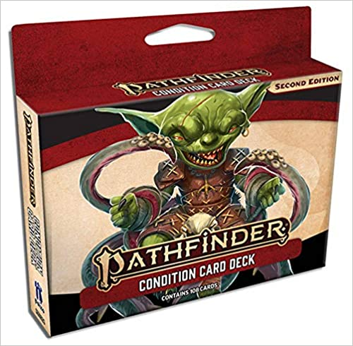 Pathfinder RPG: Condition Card Deck (P2)