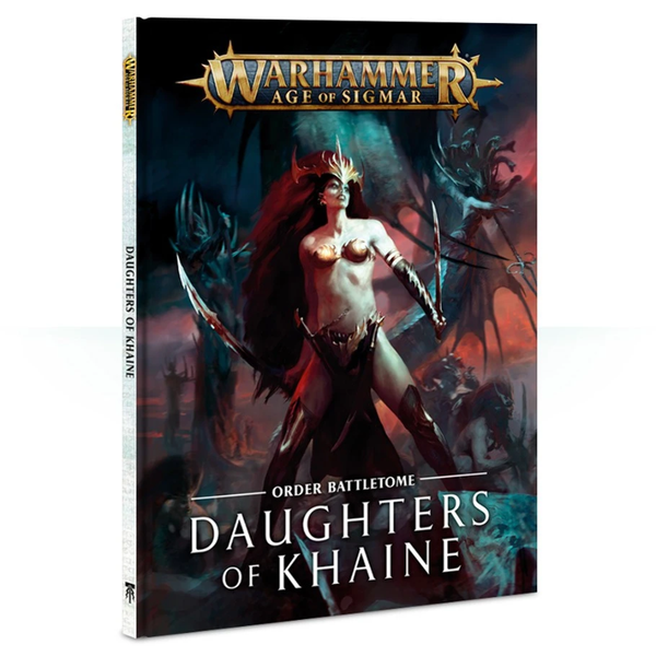 Warhammer Age of Sigmar: Battletome - Daughters of Khaine (HC)