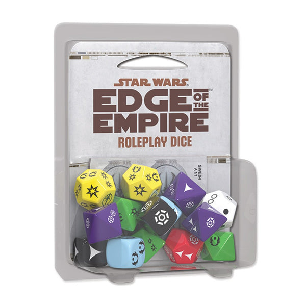 Star Wars RPG: Roleplaying Dice