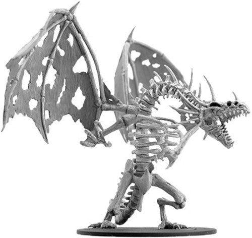 Pathfinder Battles Deep Cuts Unpainted Minis: W11 Gargantuan Skeletal Dragon