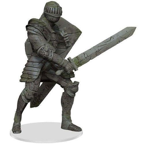 D&D Fantasy Miniatures: Walking Statue of Waterdeep - The Honorable Knight