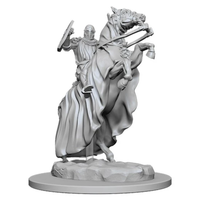 Pathfinder Battles Deep Cuts Unpainted Minis: W5 Knight on Horse