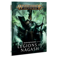 Warhammer Age of Sigmar: Battletome - Legions of Nagash (HC)