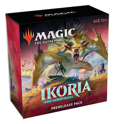 Magic The Gathering: Ikoria Booster Prerelease Kit