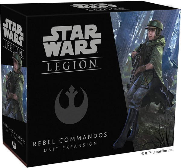 Star Wars Legion: Rebel Commandos