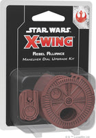 Star Wars X-Wing (2nd Edition): Rebel Alliance Maneuver Dial