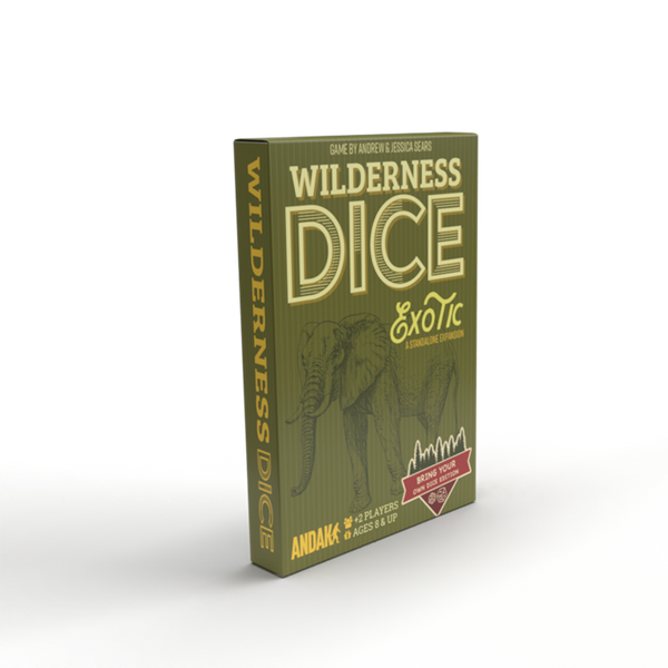 Wilderness Dice: BYOD - Exotic Expansion