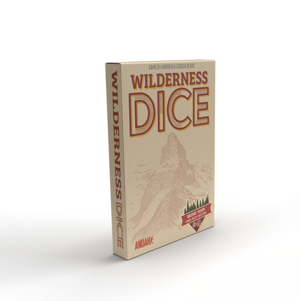 Wilderness Dice: Bring Your Own Dice Edition
