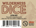 Wilderness Dice: BYOD - Extra Dice