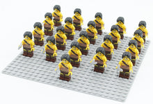 21 Piece Lego Warriors - Vikings/ Anglo Saxon