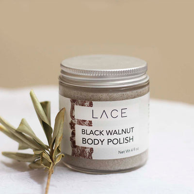 Black Walnut Mint Body Polish