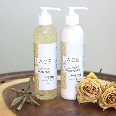 Ylang Ylang & Cedar Hair Set