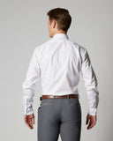 Tempo Slim Fit Non-Iron Dress Shirt by CTR Clothing