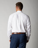 Athletic Fit Non-Iron Dress Shirt by CTR Clothing