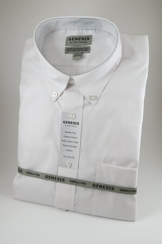 Genesis Button Down Dress Shirt by CTR Clothing