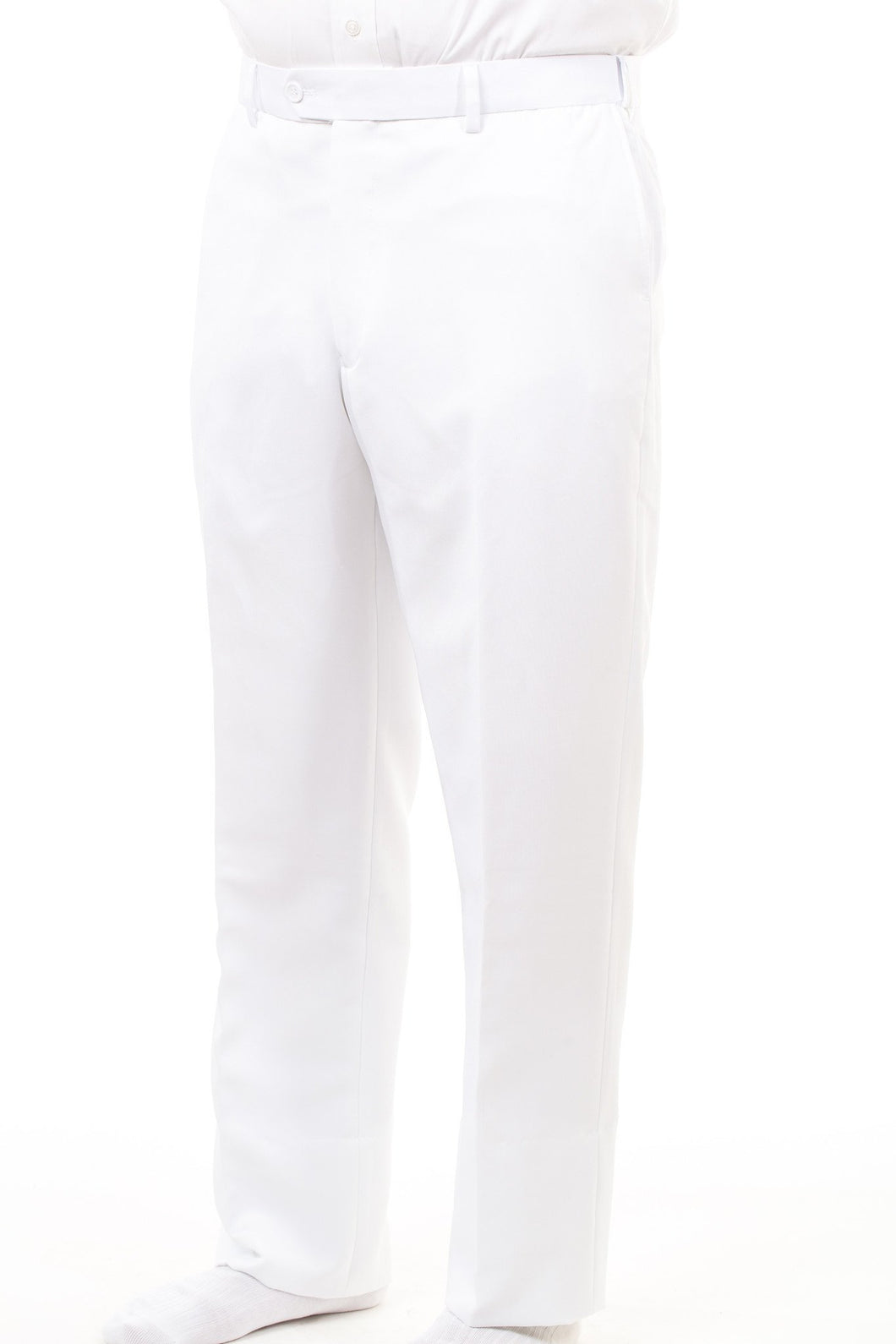 Men's White Dress Pants For Temple Clothing Outfits