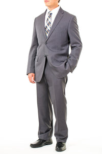 Suit Up With A Charcoal Modern Fit LDS Missionary Suit