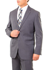 Charcoal Modern Fit Mormon Suit For Suiting Up In Style