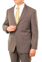 Dress To Impress With A Taupe Mormon Suit From Modern Missionary