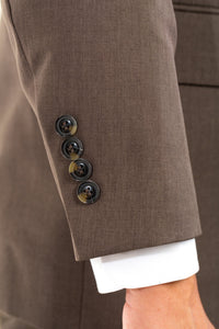 Try Our Missionary Suit In Taupe To Serve With Style