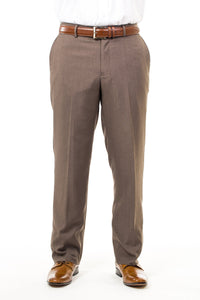 Modern Missionary's Featherweight Dress Pants For Men In Taupe