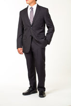 Black Modern Fit LDS Missionary Suit