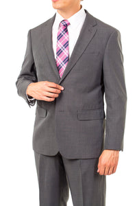 Look And Feel Great With This Lightweight Charcoal LDS Missionary Suit
