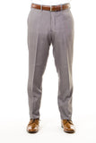 Modern Fit Missionary Dress Pants In Light Grey
