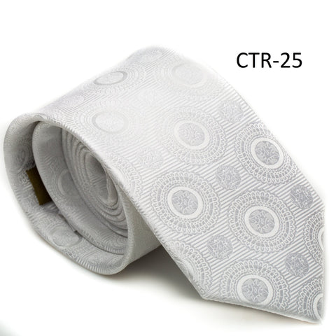 White Temple/ Baptism Tie by CTR Clothing - The Kater Shop - 1
