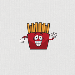 Grubspot Fries Tee