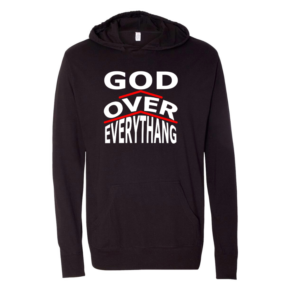 Clayton Thomas God Over Everythang Hoodie
