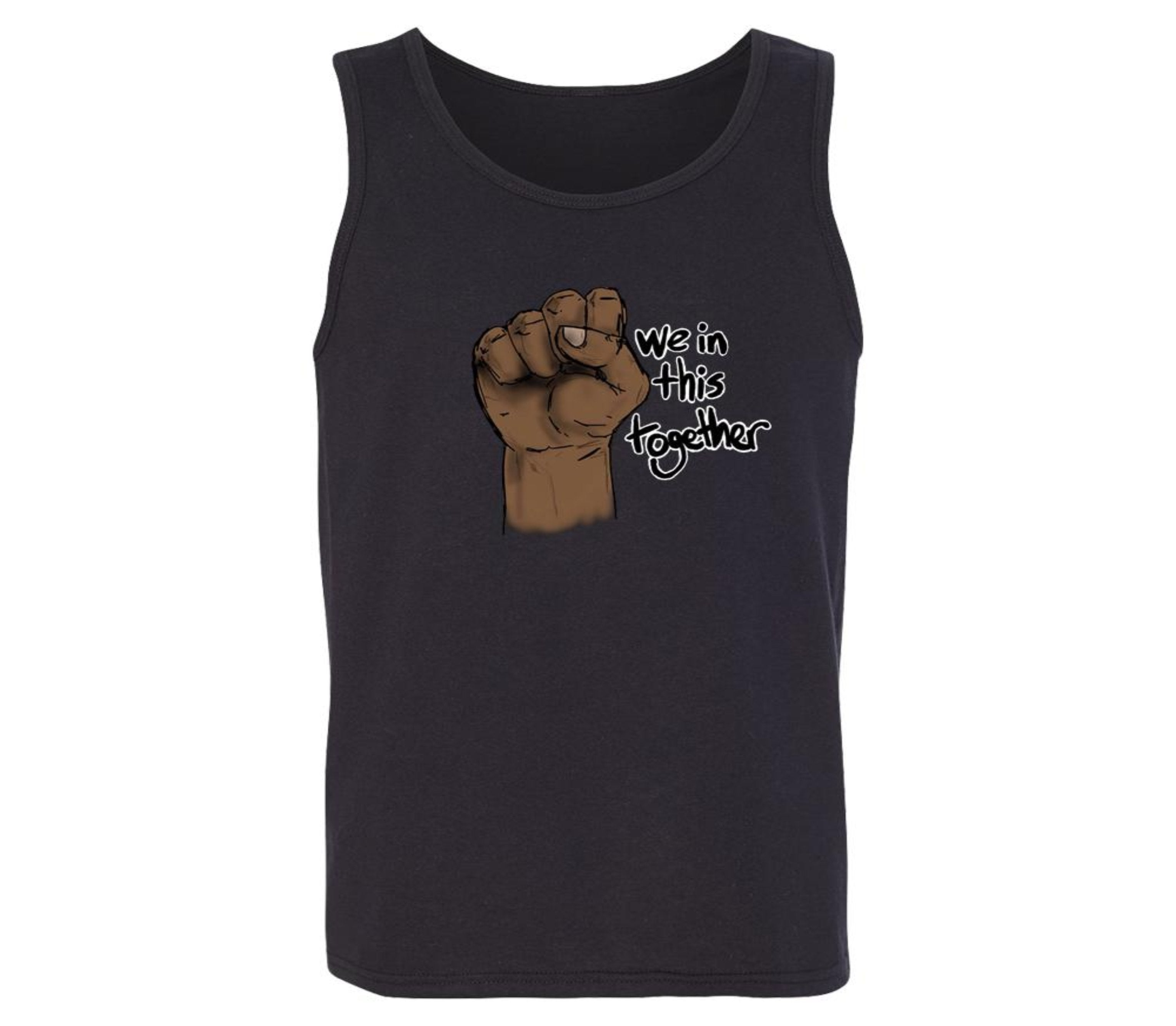 "Clayton Thomas ""We In This Together"" Tank"