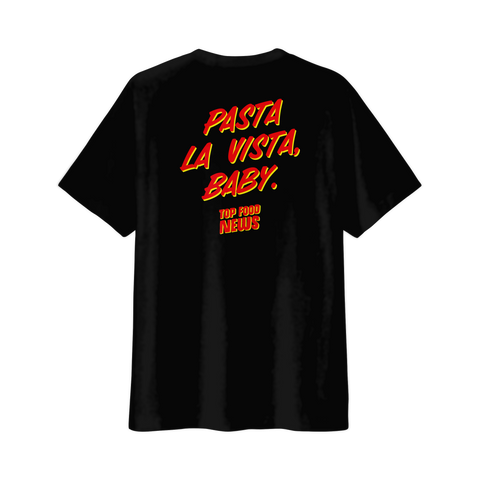 Top Food News - Pasta La Vista Baby Tee