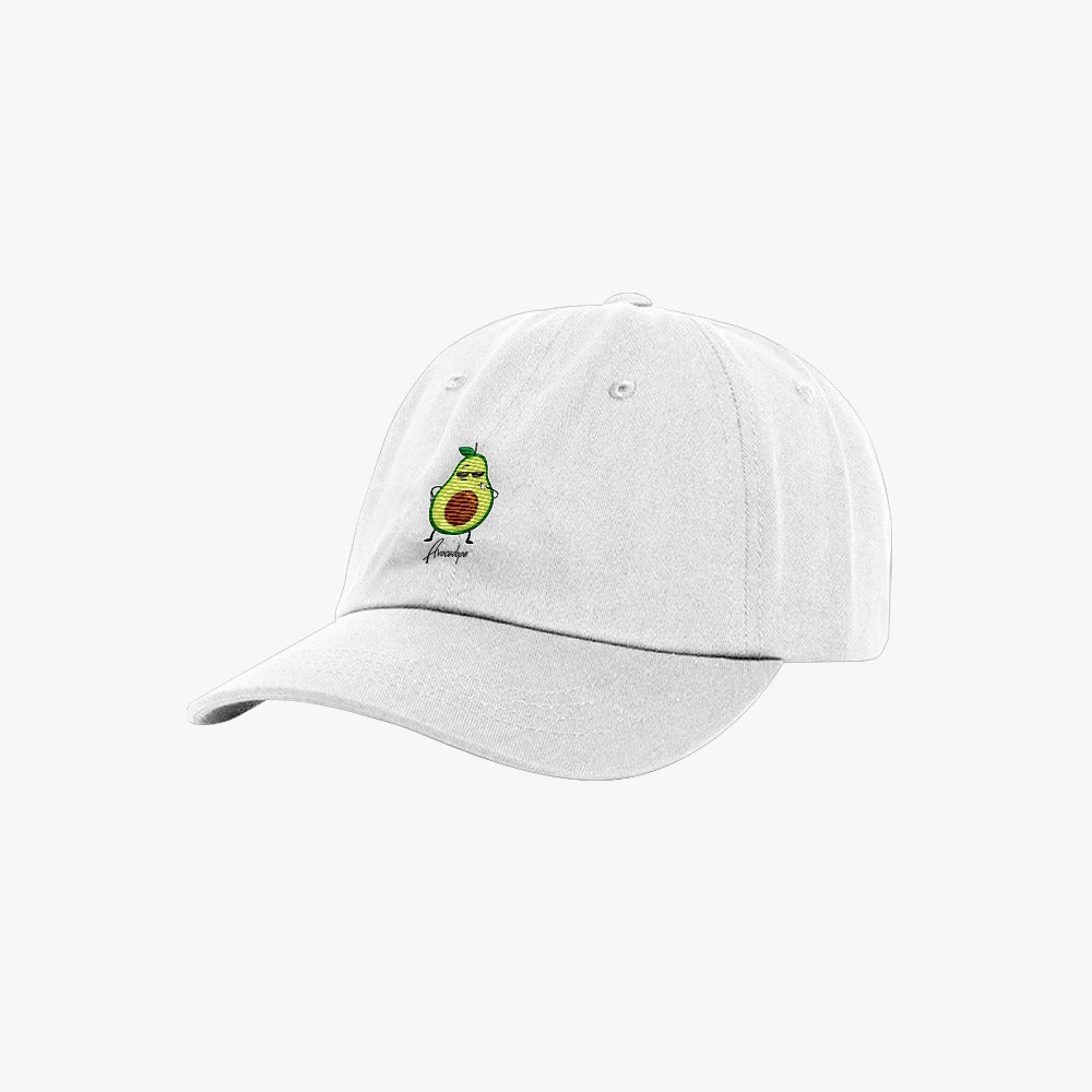 Avocado Hat White