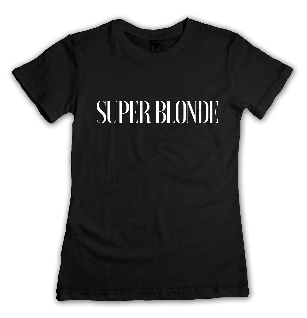 Bianca Super Blonde Tee