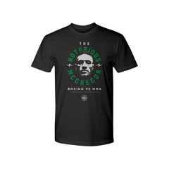 Green Limited Edition The Notorious Boxing vs MMA