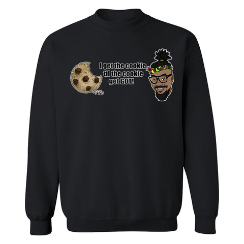 Clayton Thomas Cookie CT Crewneck Sweatshirt