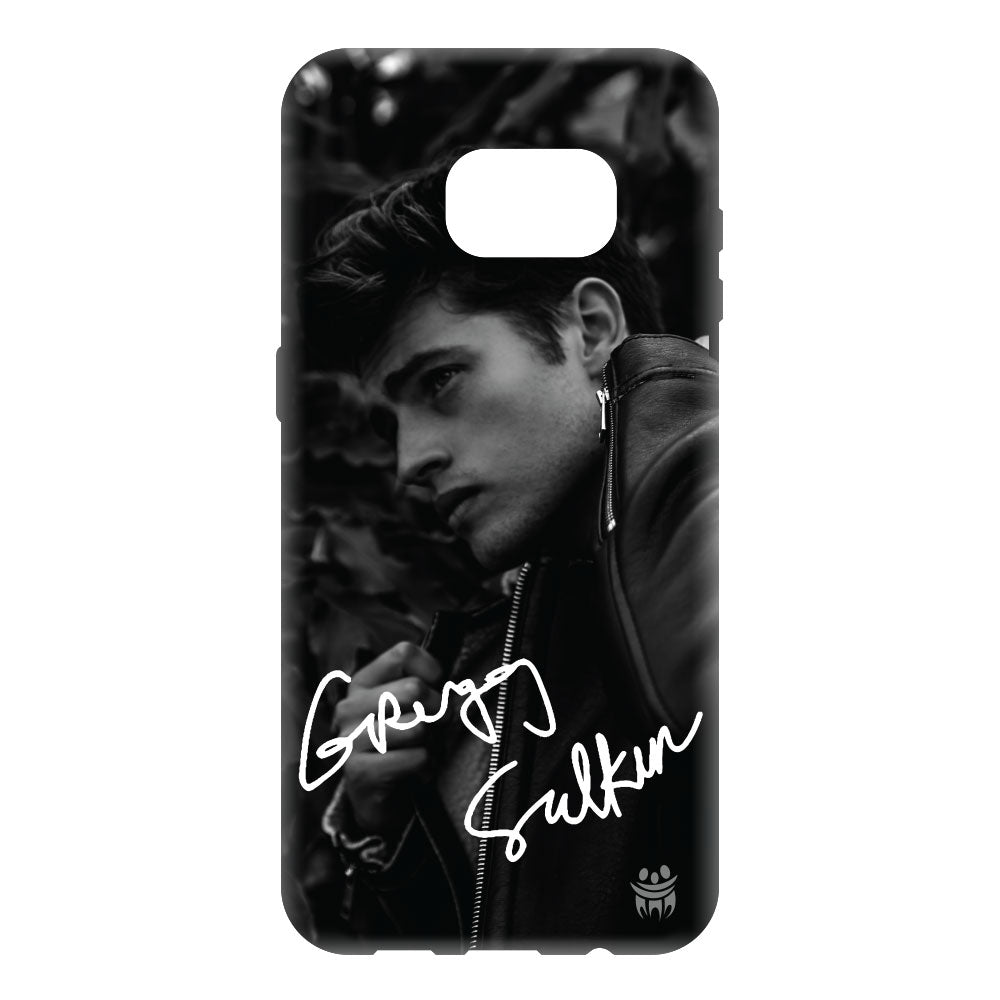 "Gregg Sulkin ""Autographed"" Limited Edition Phone Cases"