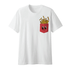 Top Food News French Fries Shirt