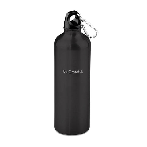 "Gregg Sulkin ""Be Grateful"" Water Bottle"