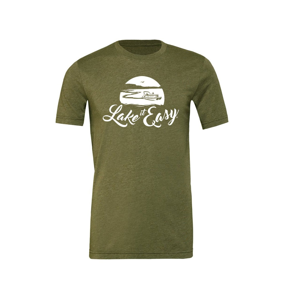 Special Edition: Military Green Short Sleeve Tee