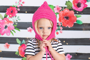 Our Pixie Elf Hats are now available in big kid sizes!