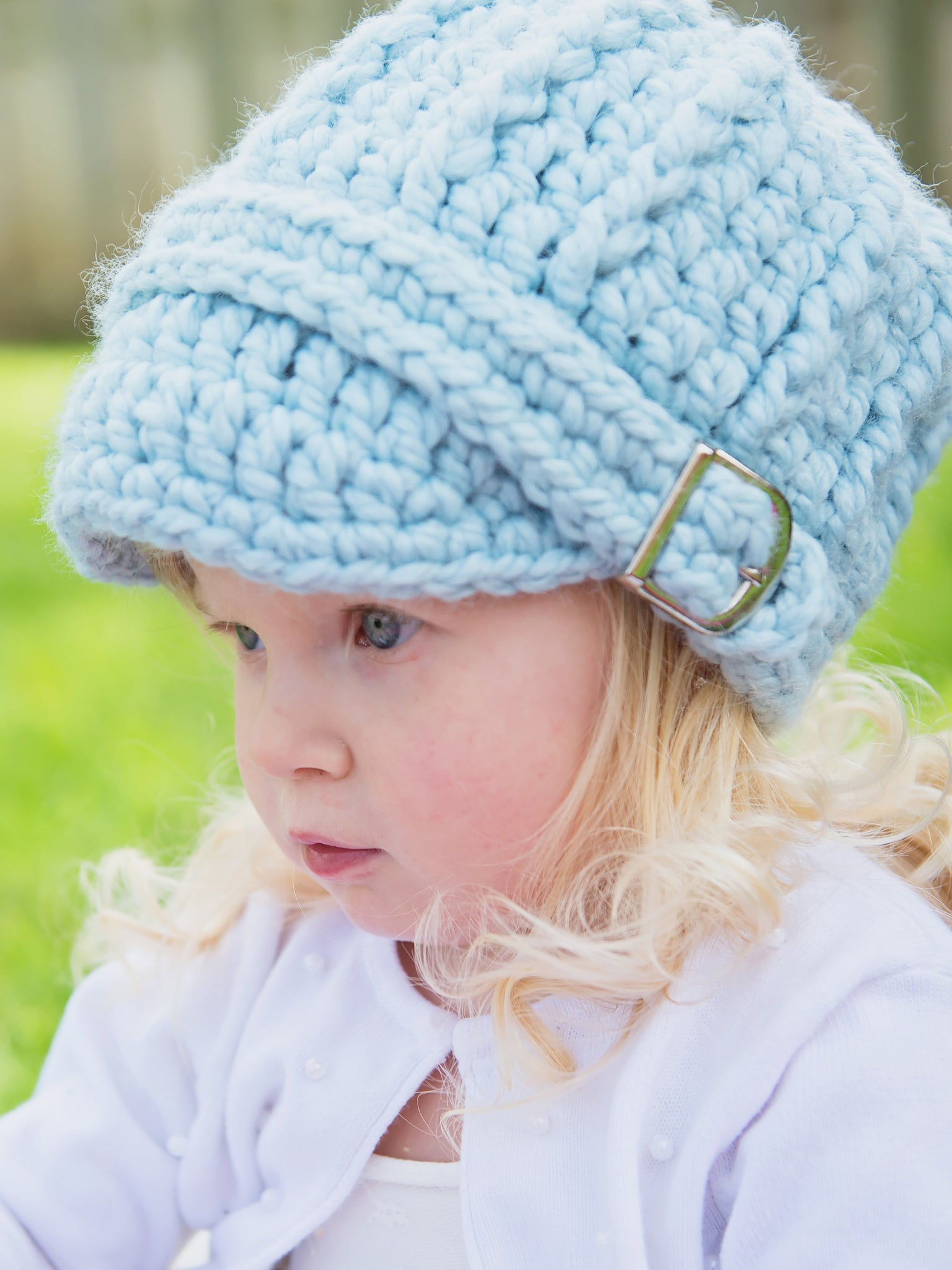 2T to 4T Toddler Buckle Beanie by Two Seaside Babes