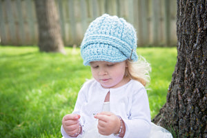 2T to 4T Toddler Buckle Beanie